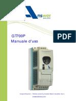 AD GT700P Manuale IT Rev.2.01
