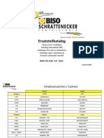 BISO VX Trendline Light Flex - 2015
