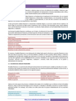 GENERALIDADES DE ANALISIS FINANCIERO