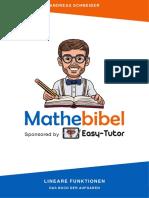2.04 Lineare Funktionen Aufgabensammlung Schuelerausgabe 1.0.4