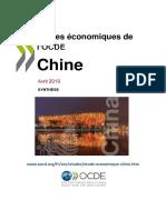 Chine-2019-OCDE-etude-economique-synthese