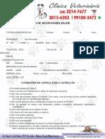 Termo Responsabilidade CASTRAÇÃO Assinado