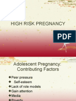 High Risk Pregnancy Finale
