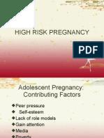 High Risk Pregnancy Finale