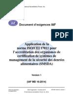 IAF-MD16