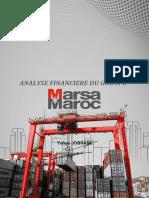 Analyse Fin MARSA MAROC