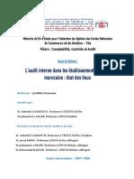 '1310802081'-Audit Interne Dans Les Etablissements Publics