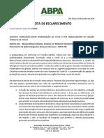 Associação Brasileira de Proteína Animal critica pesquisadora Larissa Bombardi