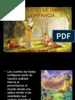 LOS CUENTOS DE HADAS EN LA INFANCIA