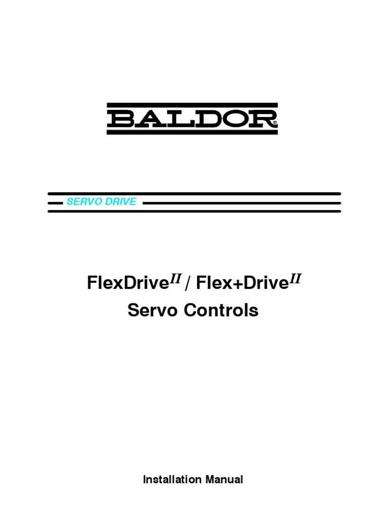 Fd2a05tr-rn20 flex drive 105a-230v-res-232 baldor id8012 | rgb.