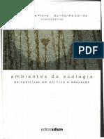 Ecologia de Rebanho - Ana Maria Preve e Guilerme Corrêa