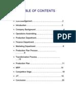 strategic management (pepsi)
