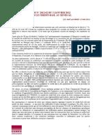 loi 2012-02 DU 3 JANVIER 2012 SUR LE CREDIT-BAIL AU SENEGAL
