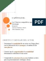 TRU08 - Grupo 02 - Las 5 fuerzas competitivas que moldean la estrategia