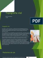 Presentacion Topografia Vial
