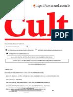 Estética e Literatura - Revista Cult