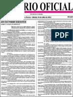 Diario Oficial 03-07-2021