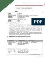 PLAN DE PROYECTO DE NIVELACIÓN 2021 coro- primero
