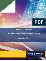 COM9642 - Proposta Comercial - Renovação Tecnologica