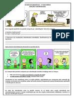 Revisão de Gramática_Orações Subordinadas