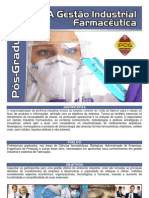 MBA Gestao Industrial Farmaceutica