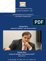 TERCEIRIZACAO_REFORMA TRABALHISTA - COMPLETA