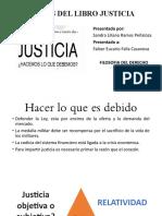 SANDEL, MICHAEL., - Justicia 26-02-2020