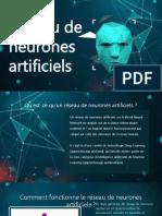 LE RESEAU DE NEURONES ARTIFICIEL