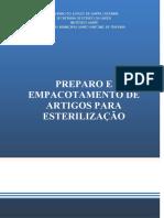POP 002 Preparo e Empacotamento de Artigos Processados CME