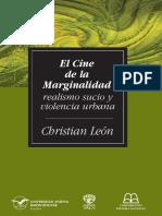 El Cine de La Marginalidad - Christian León