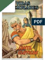 Santa Clotilde - Vidas Ejemplares