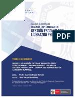 Proyecto Perú -Huánuco