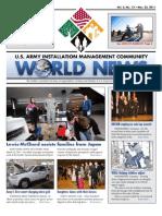 IMCOM World News 25 March 2011