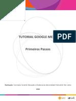 Tutorial Google Meet Primeiros Passos - por  Inovaeh