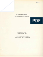 An Ascertainment Handbook for Public Broadcasting Facilities - 1976
