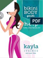 HELP Kayla Itsines (español)