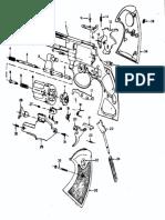 Python Explosionszeichnung