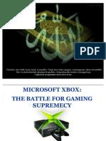 Presentation Xbox