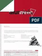 CQ e propriedades dos alumínios