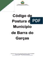 CODIGO DE POSTURA