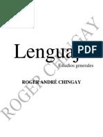 Lenguaje - Estudios Generales Roger Chngay