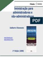 Chiavenato - Atuando Estrategicamente_parte3_cap7