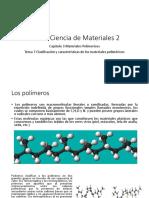 TEMA 7 POLIMEROS 1