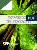 Programa de Bosques