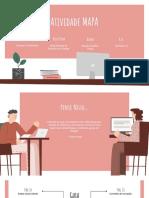 Metodologia de Projetos em Design MAPA