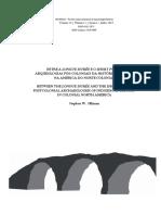 Silliman, 2012. ENTRE A LONGUE DURÉE E O SHORT PURÉE- ARQUEOLOGIAS PÓS-COLONIAIS DA HISTÓRIA INDÍGENA NA AMÉRICA DO NORTE COLONIAL