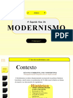 2 modernismo