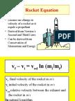 The Rocket Equation