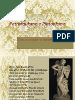 Petrarquismo e Platonismo