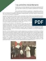 Lectura El Bicentenario